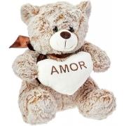 Urso De Pelúcia Amor XT883430 Fofy Toys