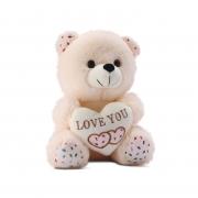 Urso De Pelúcia Love You 0932 Bee Toys