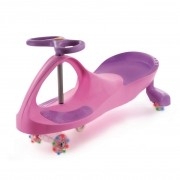 Zippy Car Com Rodas De Led Rosa 7312 Zippy Toys