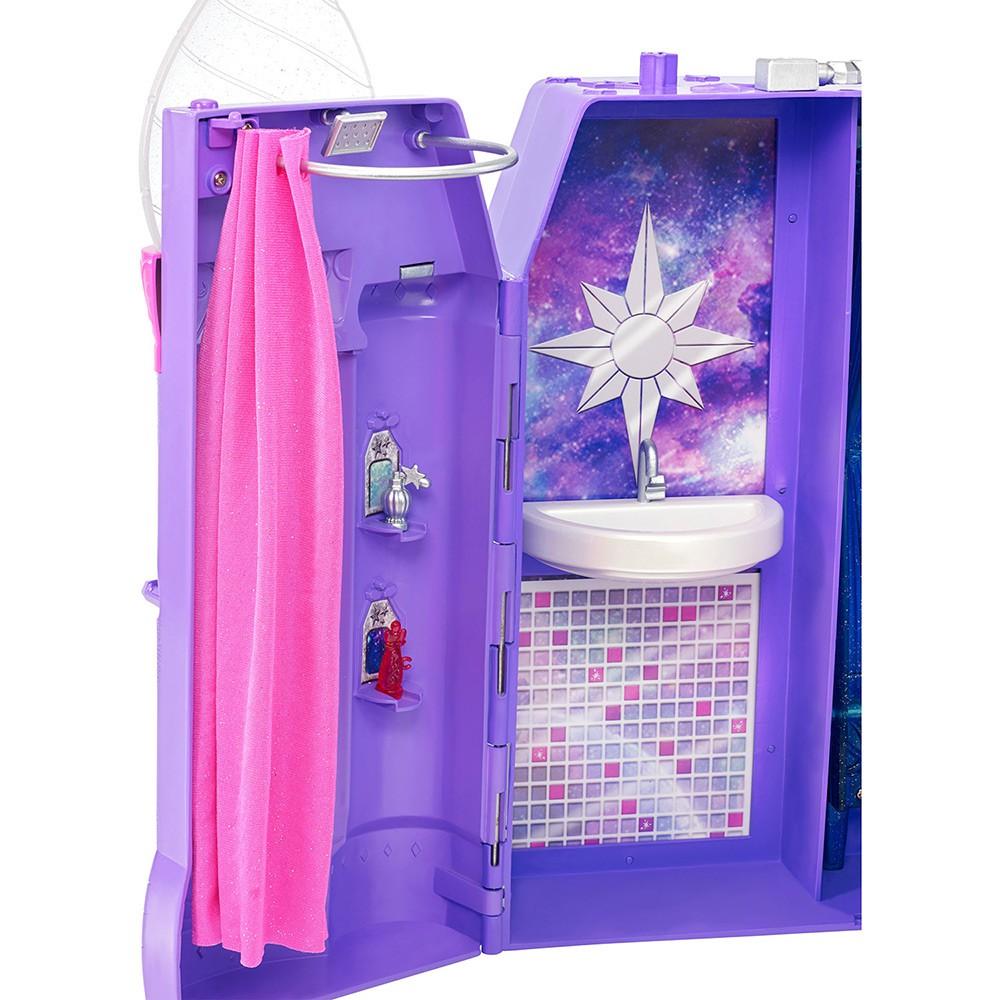 Barbie Aventura Nas Estrelas Castelo Galáctico DPB51 Mattel