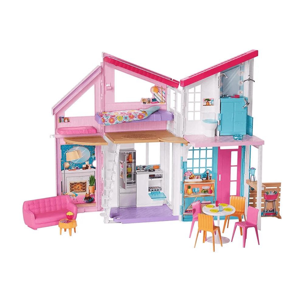Barbie Casa Malibu 90x60 Centímetros FXG57 Mattel