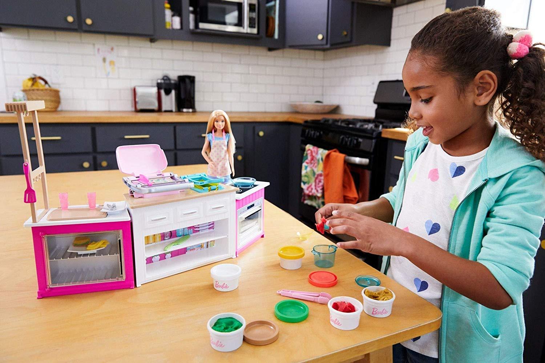 Barbie Cozinha De Luxo FRH73 Mattel