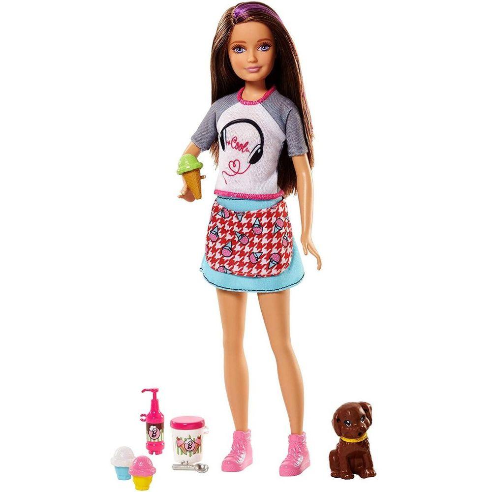 Barbie Cozinhando E Criando Chef Irma FHP61 Mattel
