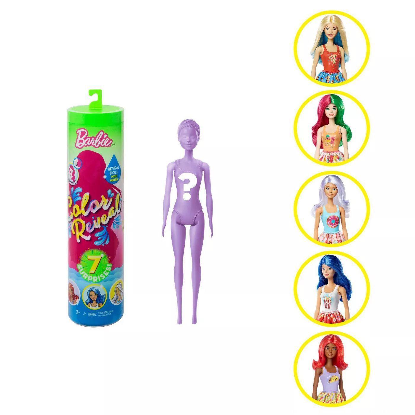 Barbie Fashionista Estilo Surpresa GTP89 Série 2 Mattel