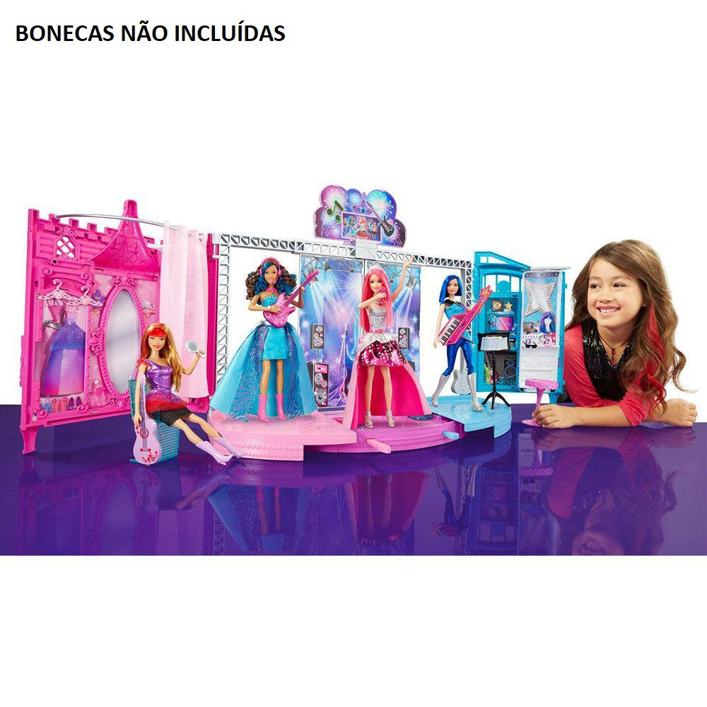 Barbie Palco Rock N Royals CKB78
