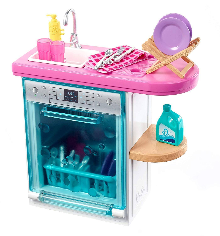 Barbie Real Móveis Básicos FXG41 Mattel