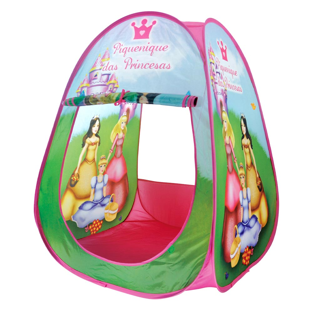 Barraca Infantil Piquenique Das Princesas Dmt4692 Dm Toys