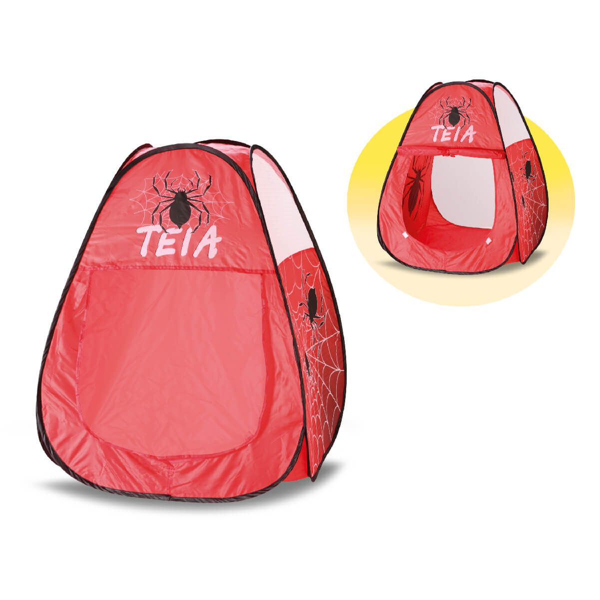 Barraca Infantil Teia Com Bolinhas 5305 Samba Toys