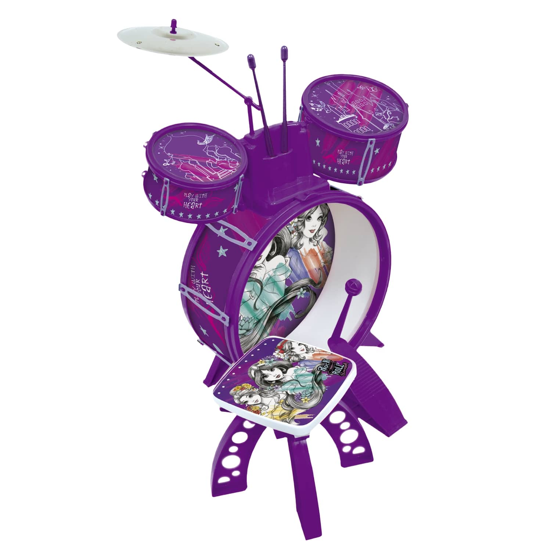 Bateria Musical Infantil Princesas 27213 Toyng
