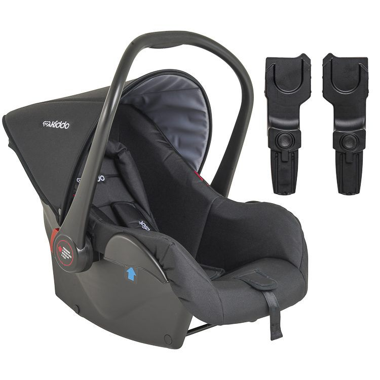 Bebê Conforto Casulo Click  Até 13 Kg 415G Kiddo