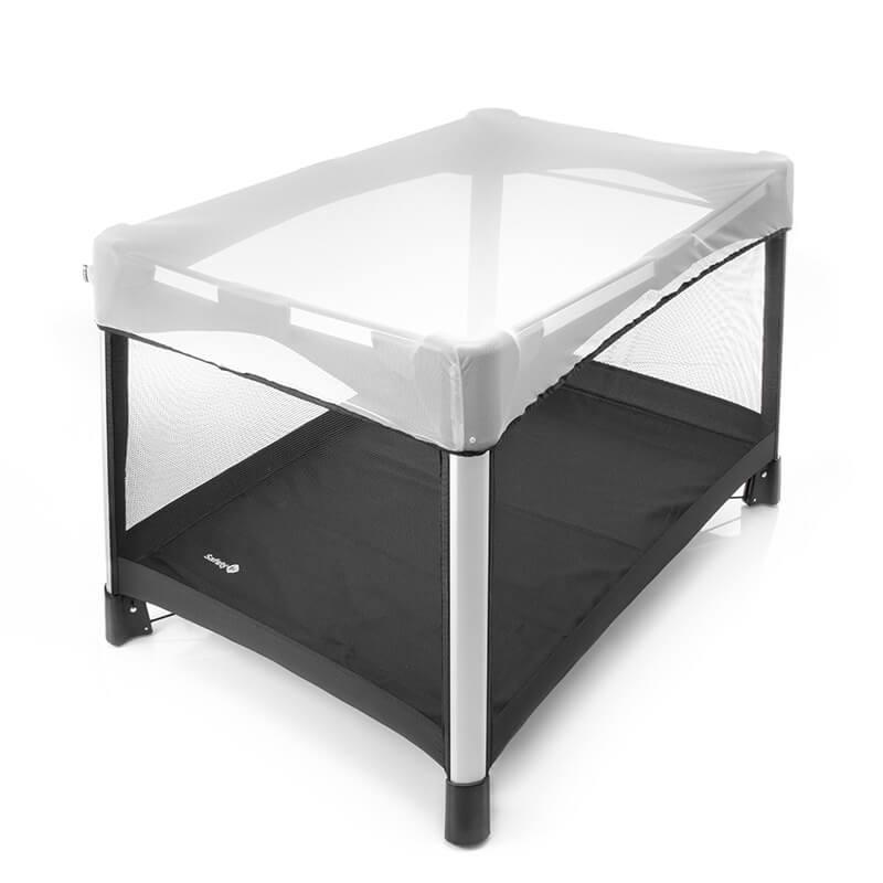 Berço Portátil Easy Fold Preto Safety