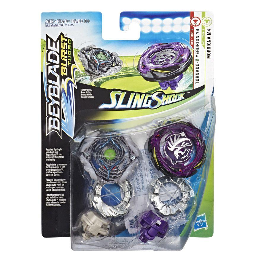 Beyblade Slingshock Com 02 E4604 Hasbro
