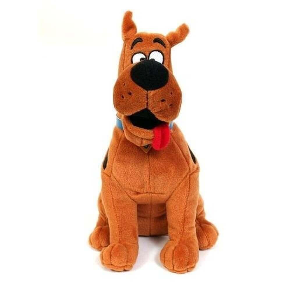 Bicho De Pelucia Scooby Doo Ty Beanie Babies Dtc