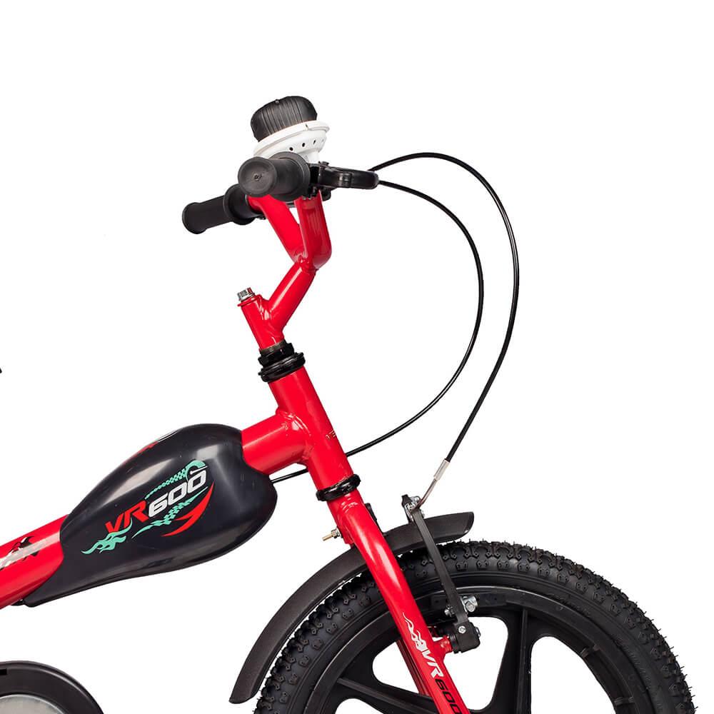 Bicicleta Infantil Aro 16 Vr 600 Vermelho 10424 Verden