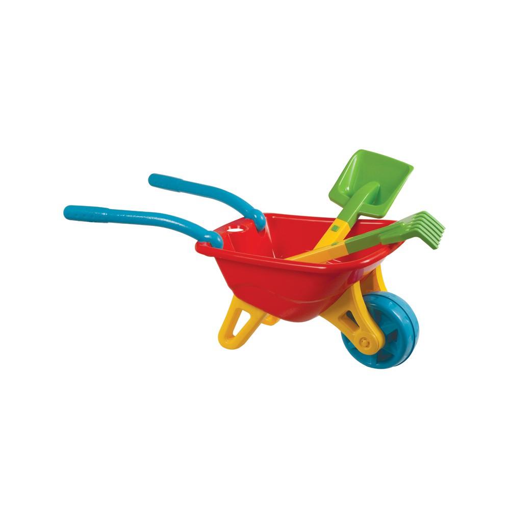 Big Carriola Infantil Com Acessórios 844 Magic Toys