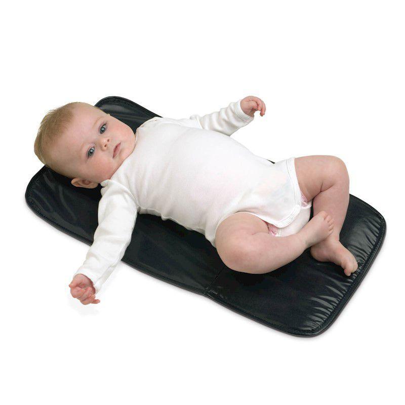 Bolsa Maternidade Deluxe 14 Compartimentos Preta Infanti