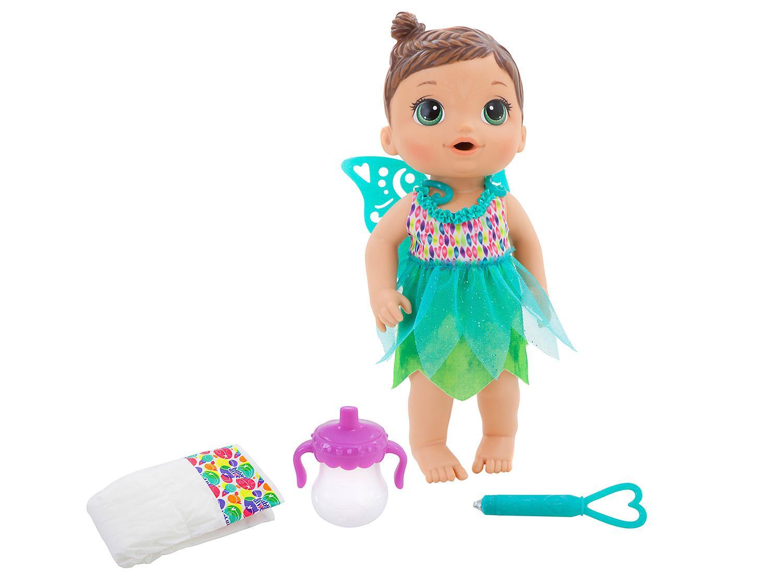 Boneca Baby Alive Hora Da Festa Morena B9724 Hasbro