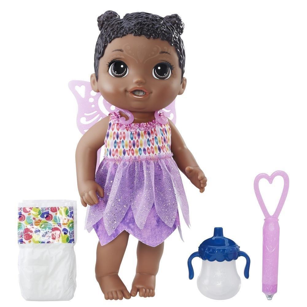 Boneca Baby Alive Hora Da Festa Negra B9725 Hasbro