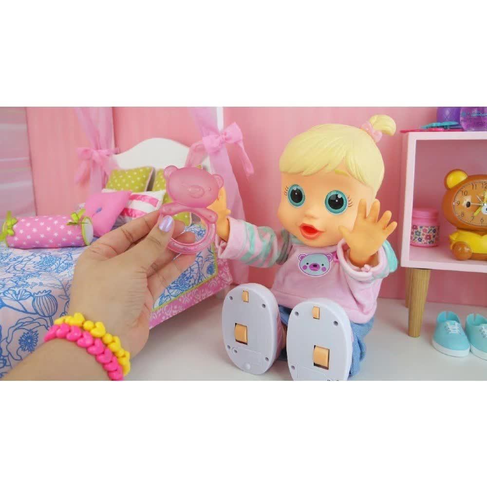 Boneca Baby Wow Malu BR580 Multilaser