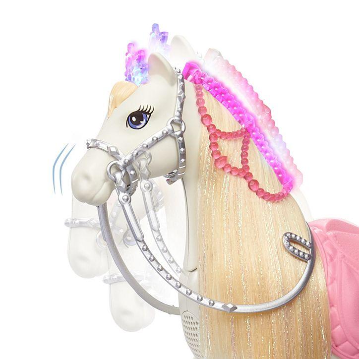Boneca Barbie Aventura Princesas E Cavalo GML79 MATTEL