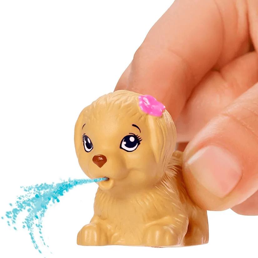 Boneca Barbie Aventuras Barbie Nadadora GHK23 Mattel