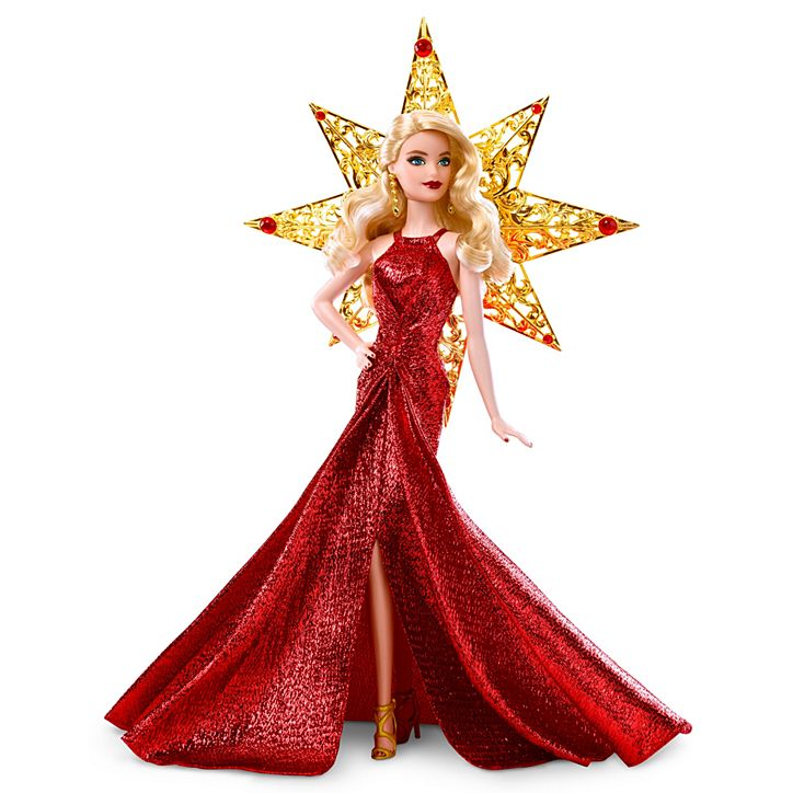 Boneca Barbie Collector Holiday 2017 Dyx39 Mattel