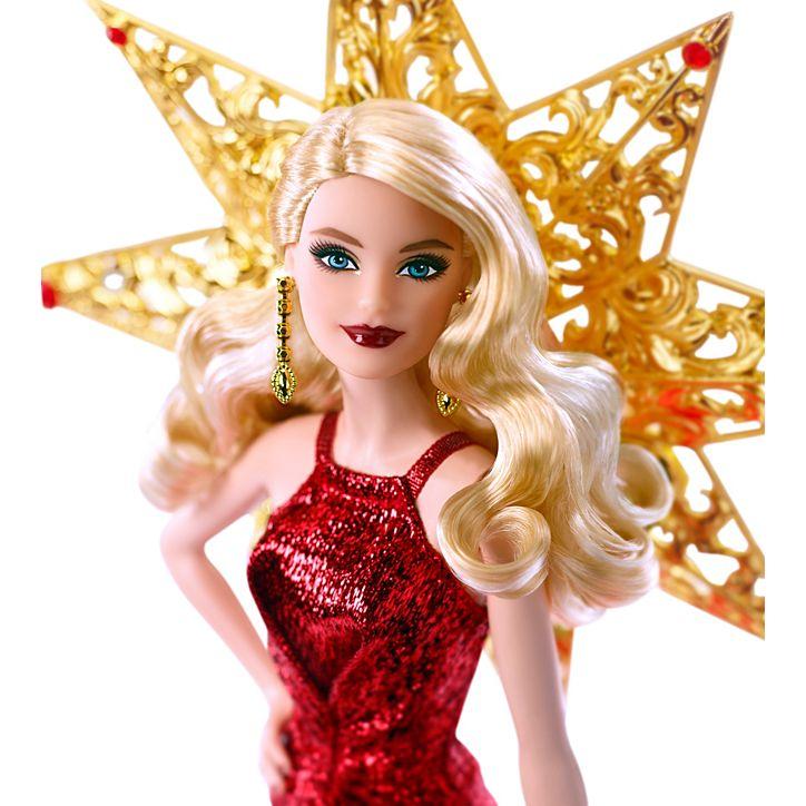 Boneca Barbie Collector Holiday 2017 Dyx39 Mattel