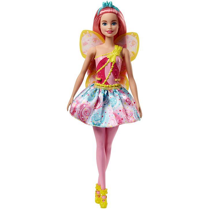 Boneca Barbie Dreamtopia Fada FJC84 Mattel