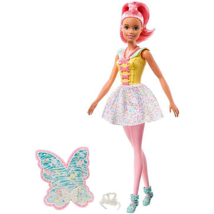 Boneca Barbie Dreamtopia Fada FXT00 Mattel