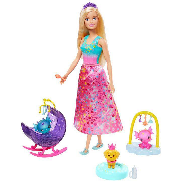 Boneca Barbie Dreamtopia GJK49 Mattel