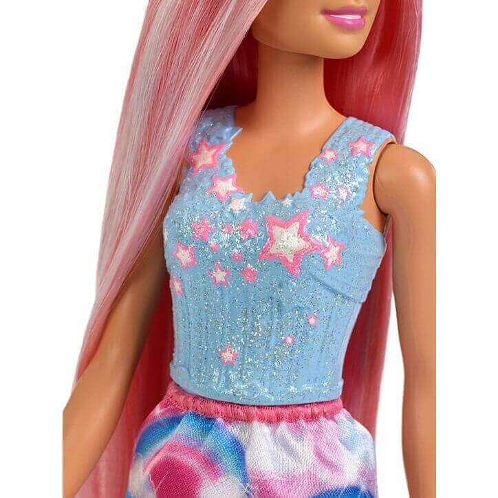 Boneca Barbie Dreamtopia Penteados Mágicos FXR94 Mattel