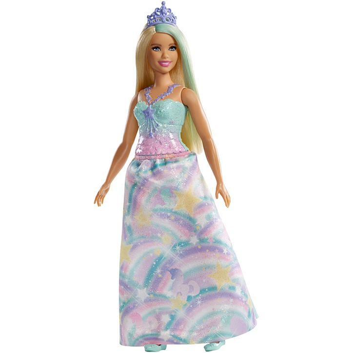 Boneca Barbie Dreamtopia Princesa FXT13 Mattel