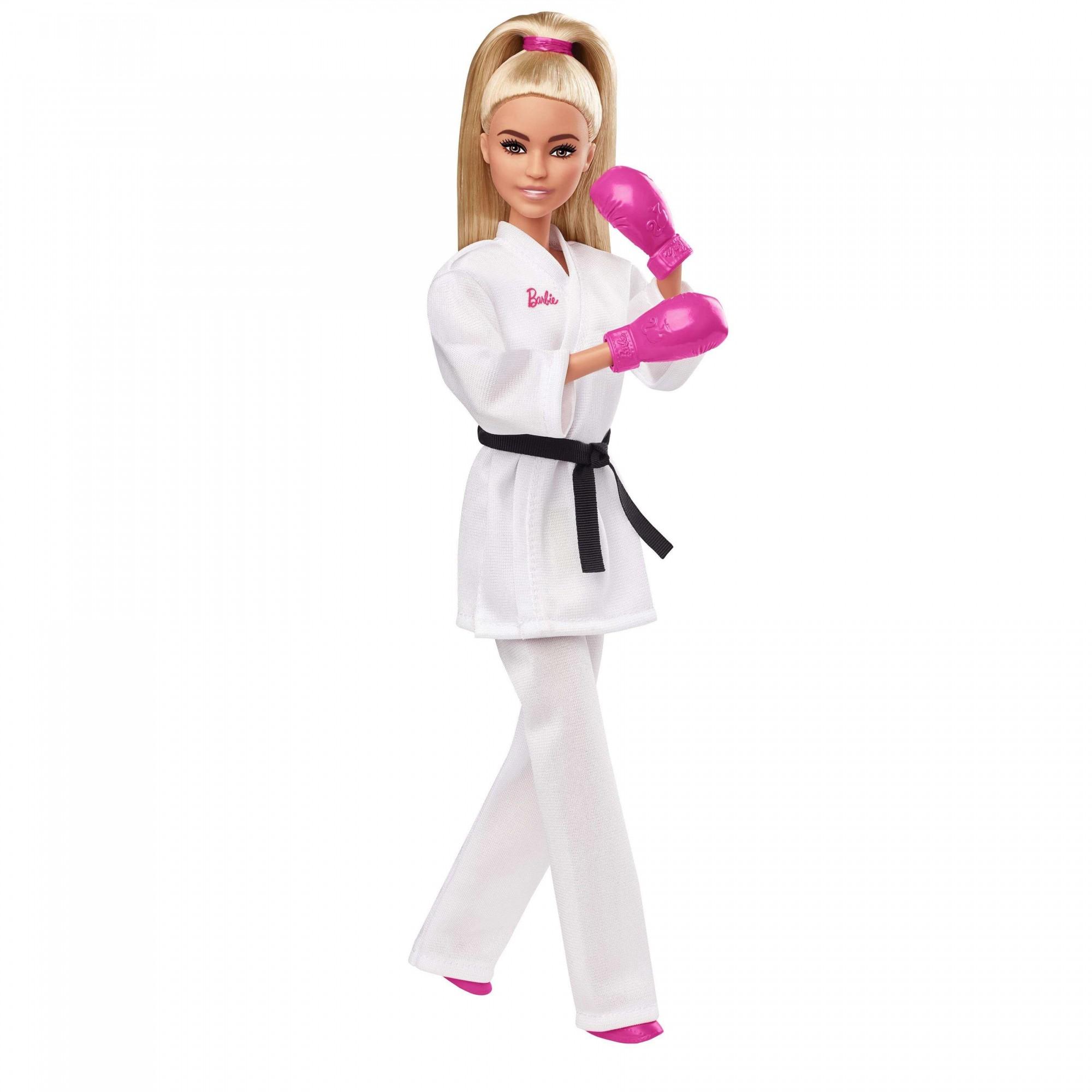 Boneca Barbie Esportista Olimpica GJL73 Mattel
