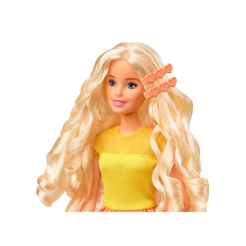 Boneca Barbie Penteado Dos Sonhos GBK24 Mattel