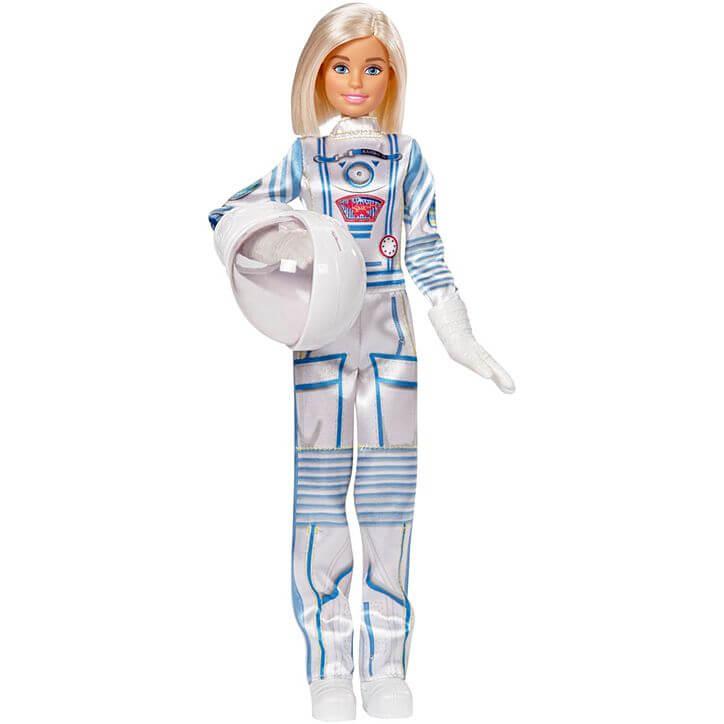 Boneca Barbie Profissões Aniversário 60 Anos GFX23 Mattel