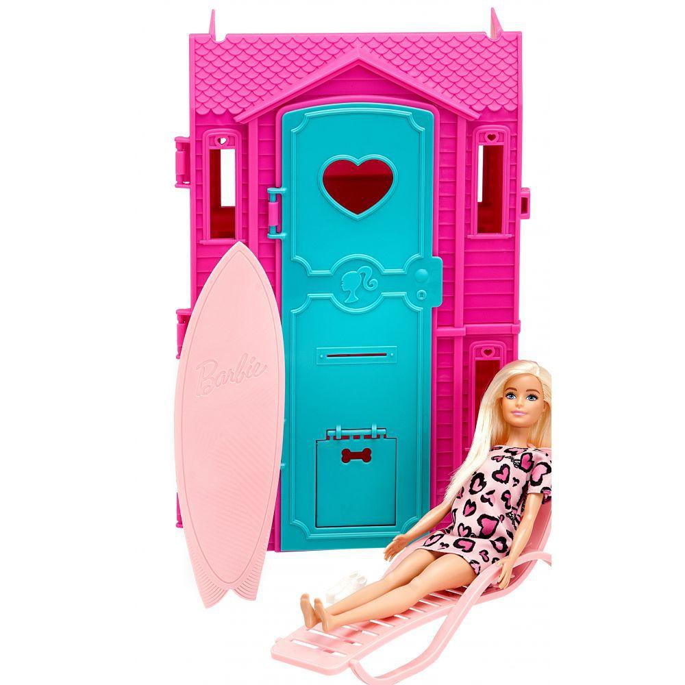 Boneca Barbie Surf Studio 85825 Fun