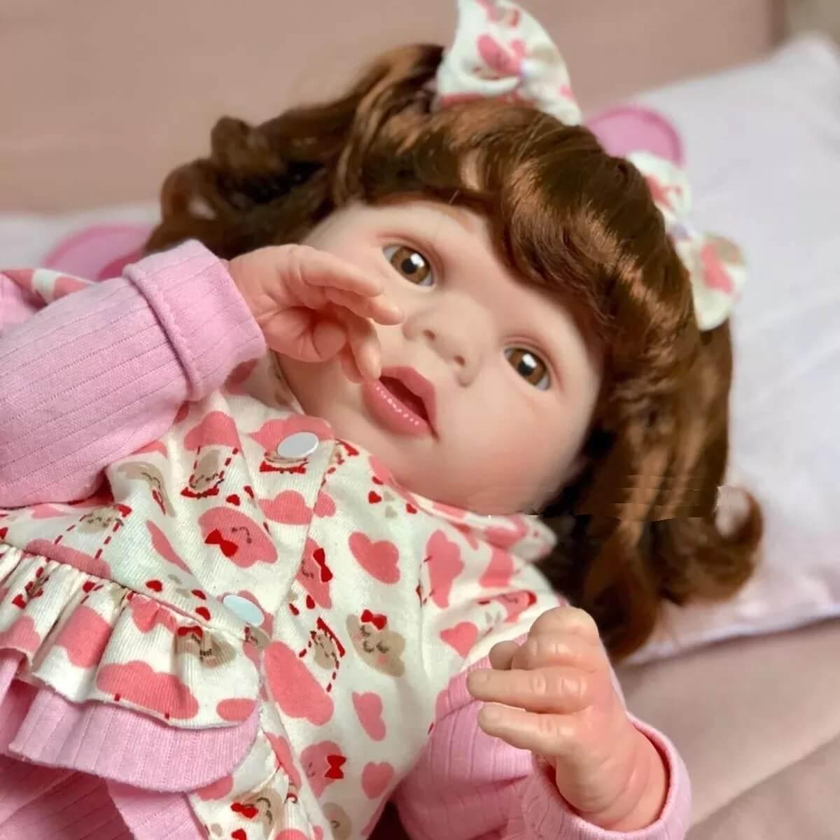 Boneca Colecao Doll Realist Eloise 1171 Sidnyl