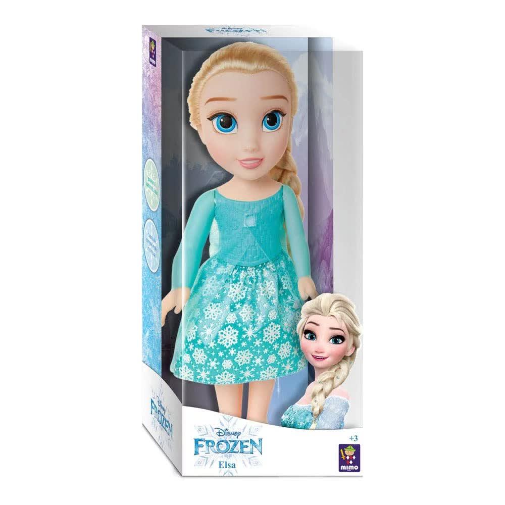 Boneca Elsa Frozen Viagem 6485 Mimo