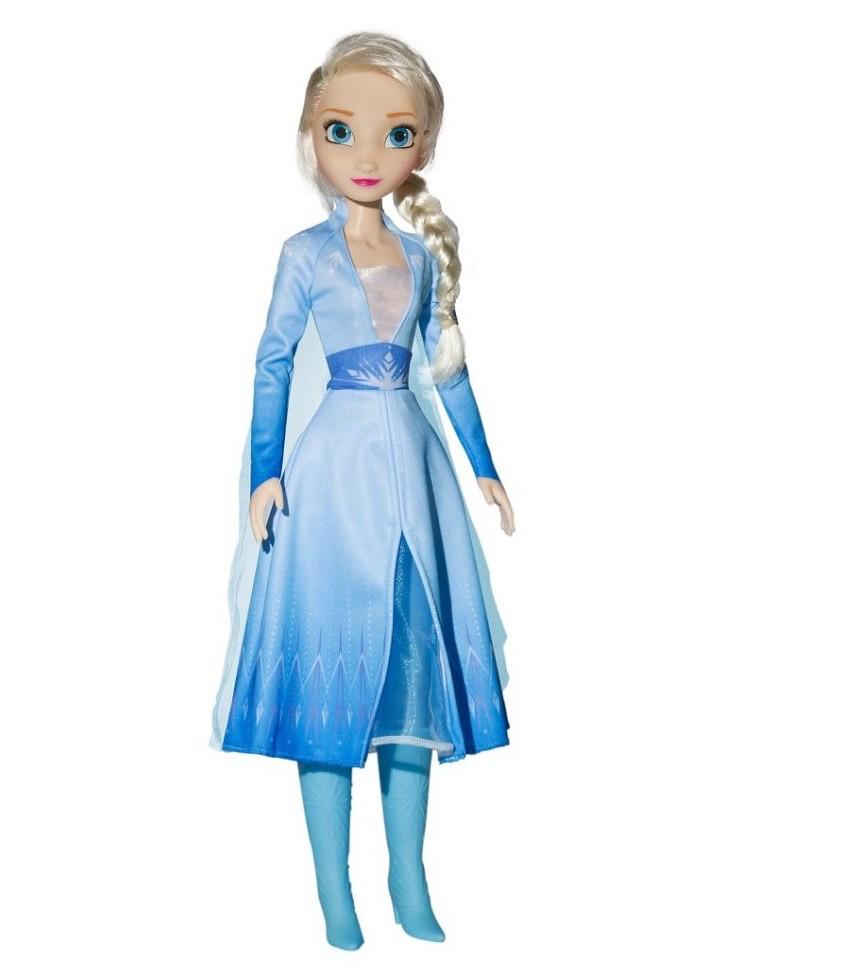 Boneca Frozen  Elsa 1740 Baby Brink