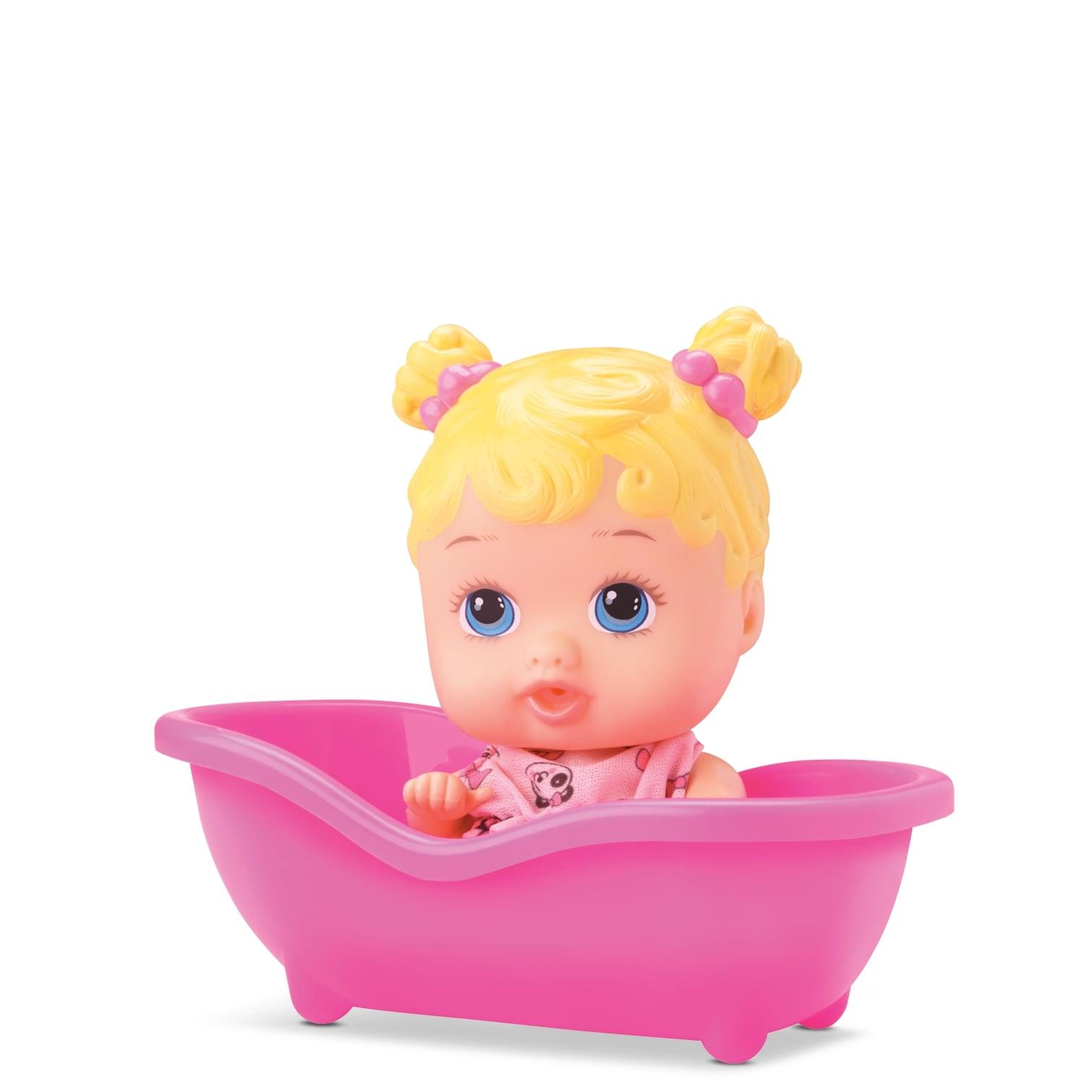 Boneca Little Dolls Banheirinha 8022 Divertoys
