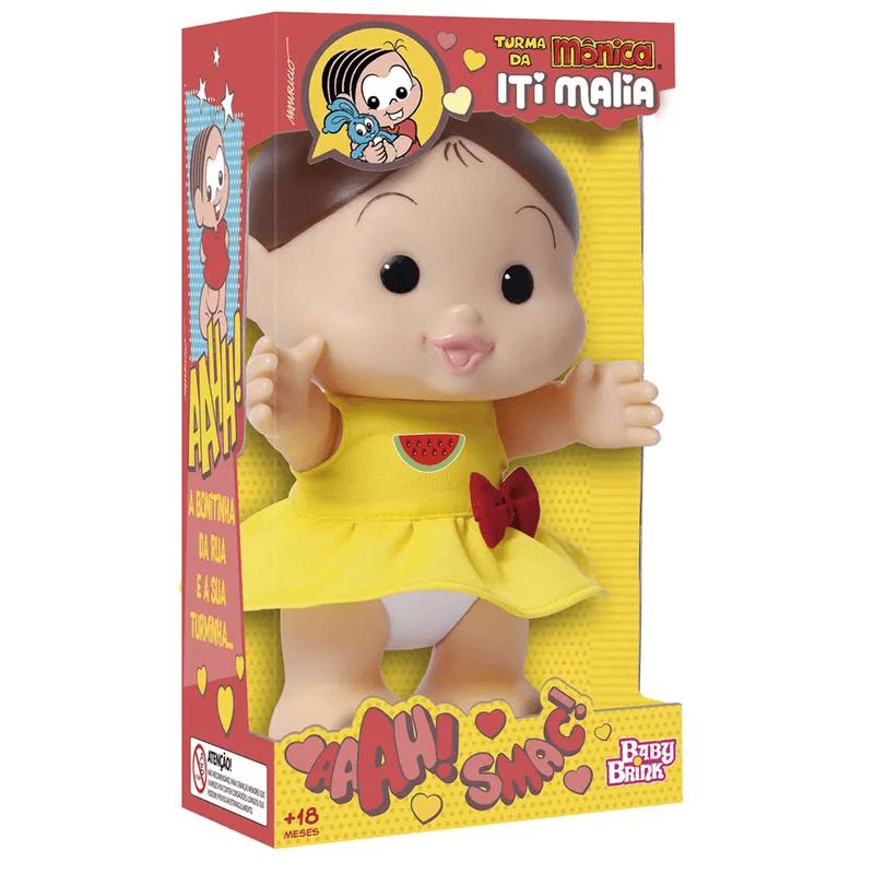 Boneca Magali Iti Malia 1022 Baby Brink