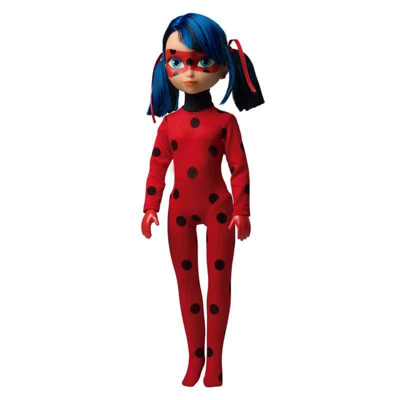 Boneca Miraculous Ladybug Musical Baby Brink