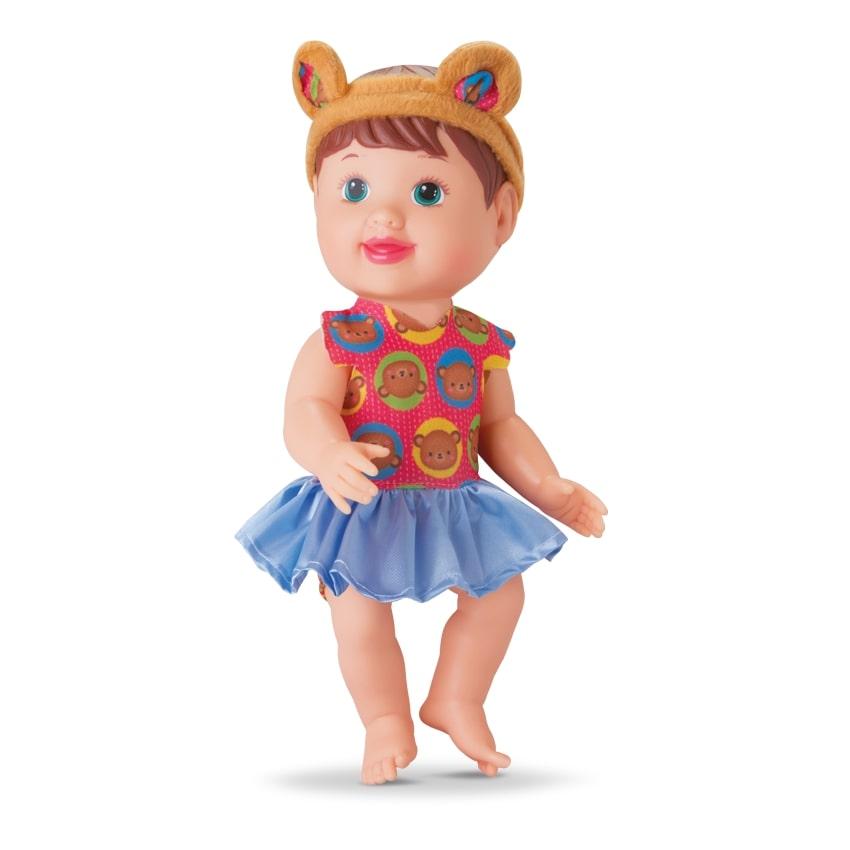 Boneca My Little Colection Bichinhos 8001 Divertoys