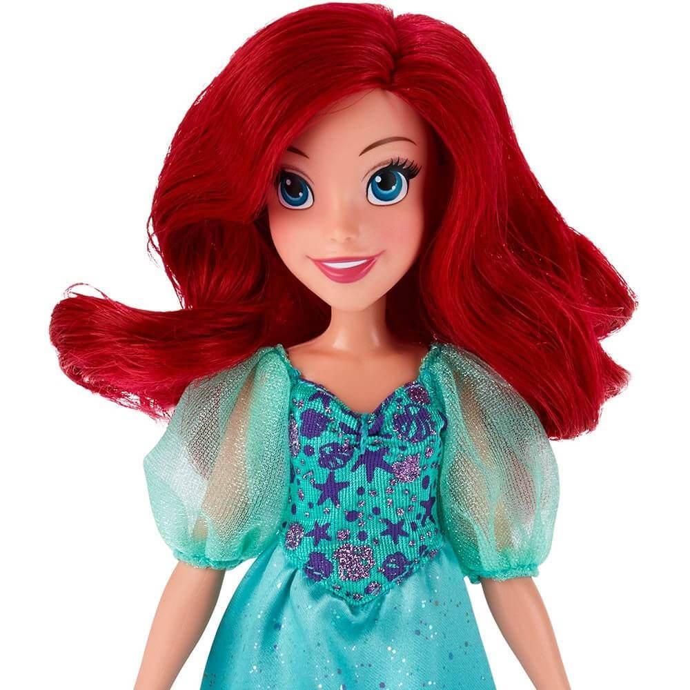 Boneca Princesa Clássica Ariel B5285 Hasbro