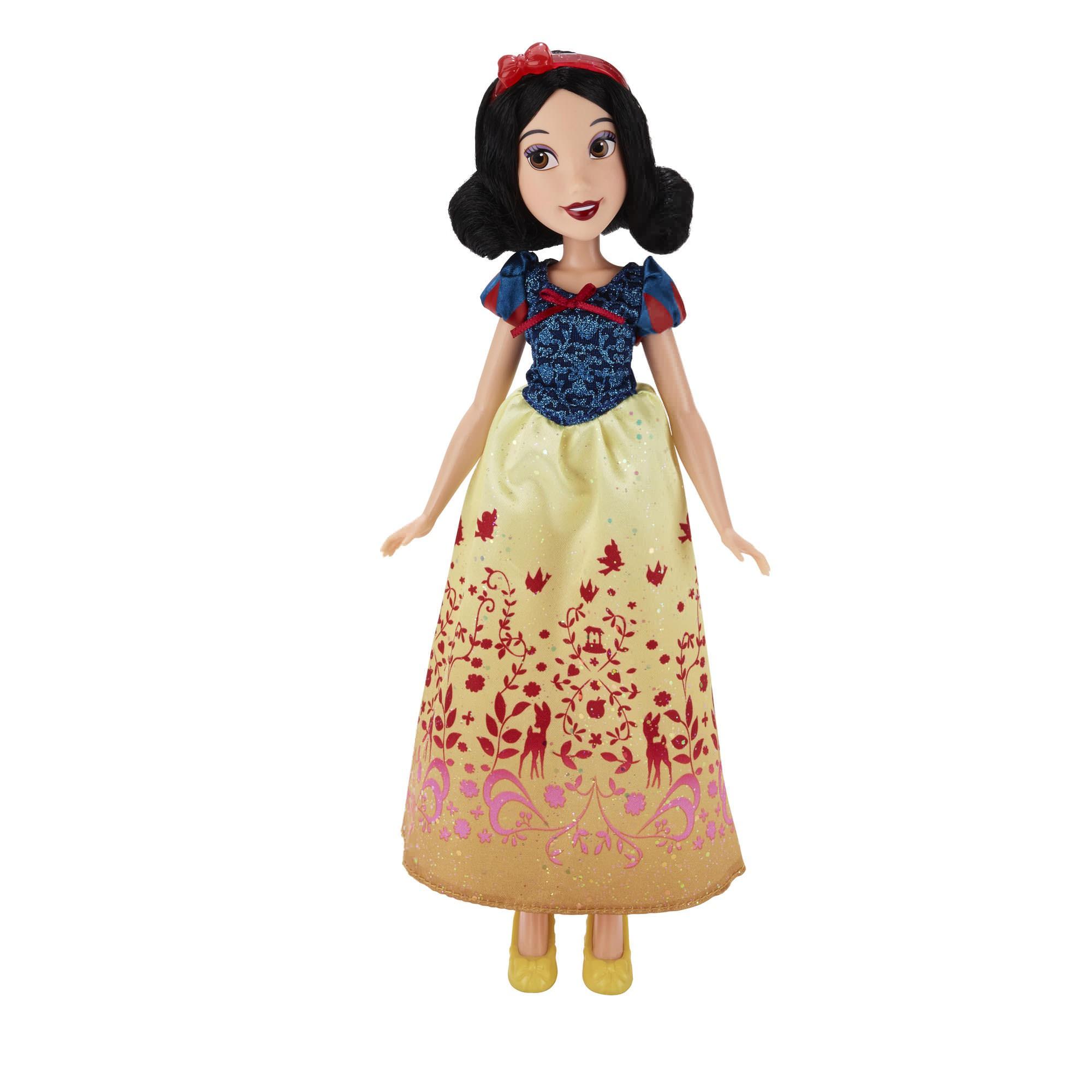 Boneca Princesa Clássica Branca De Neve B5289 Hasbro