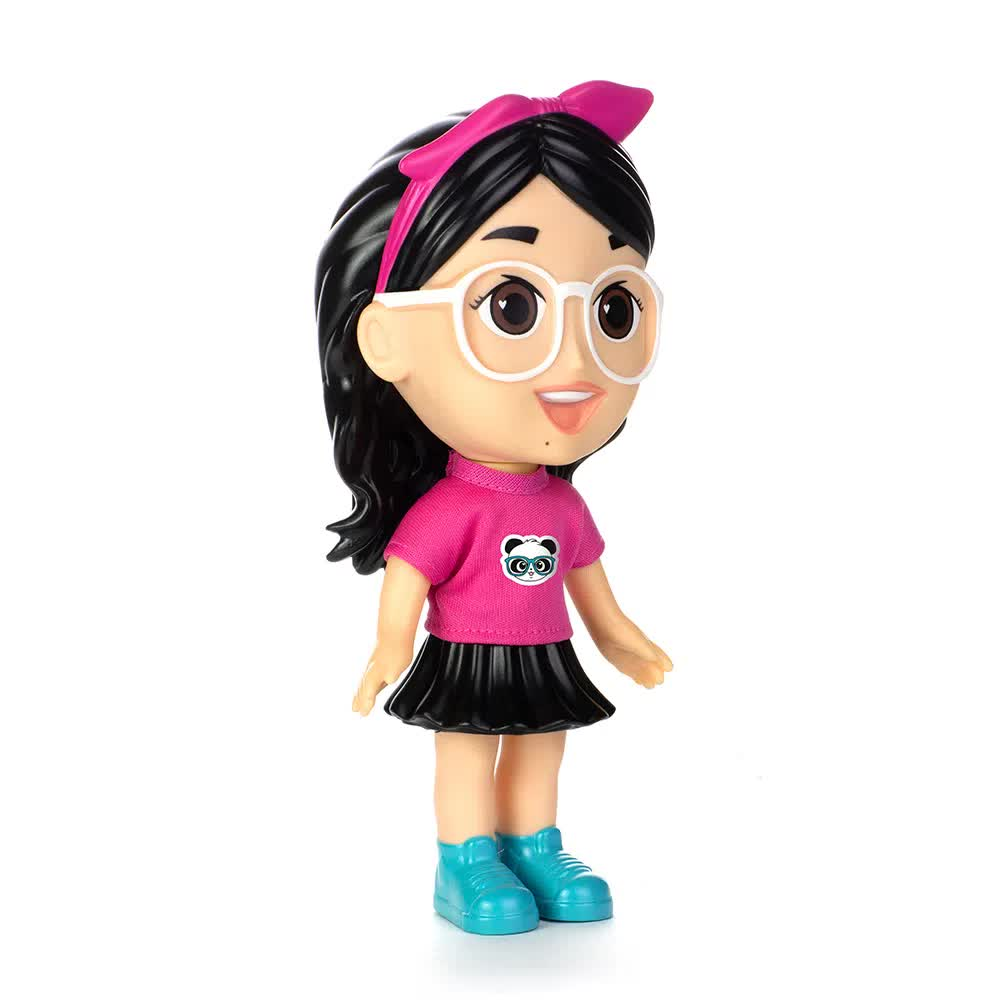 Boneca Youtuber Luluca Estrela