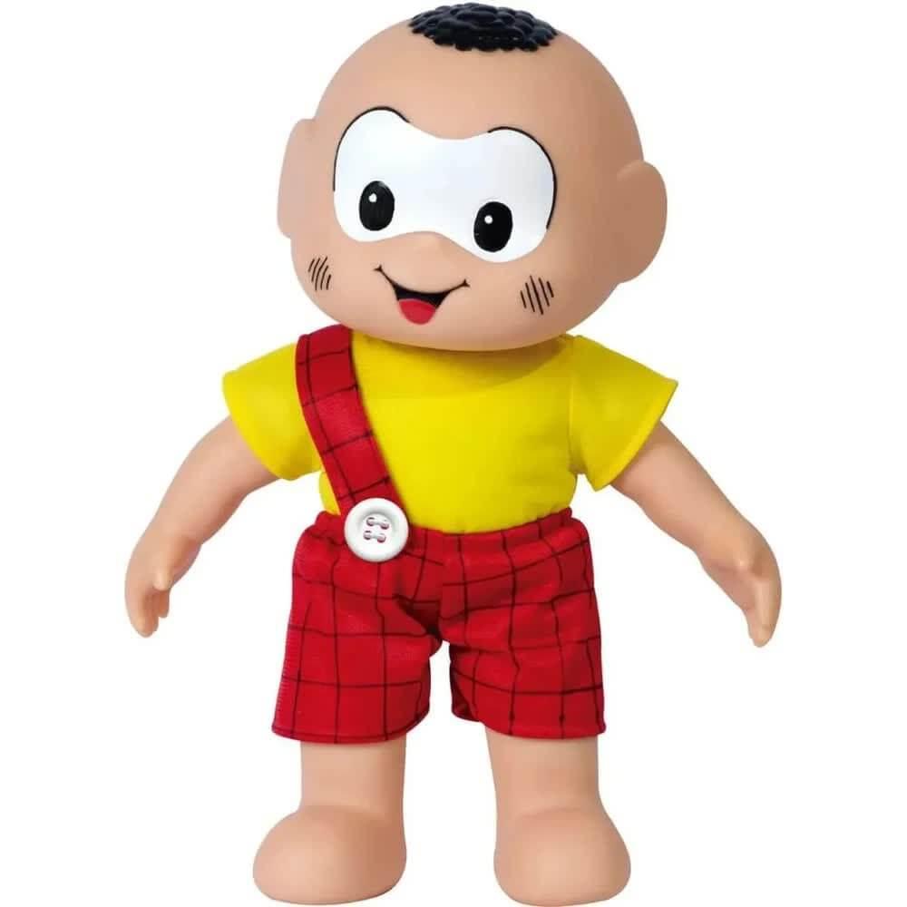 Boneco Cascão Clássicos Turma Da Mônica 1028 Baby Brink