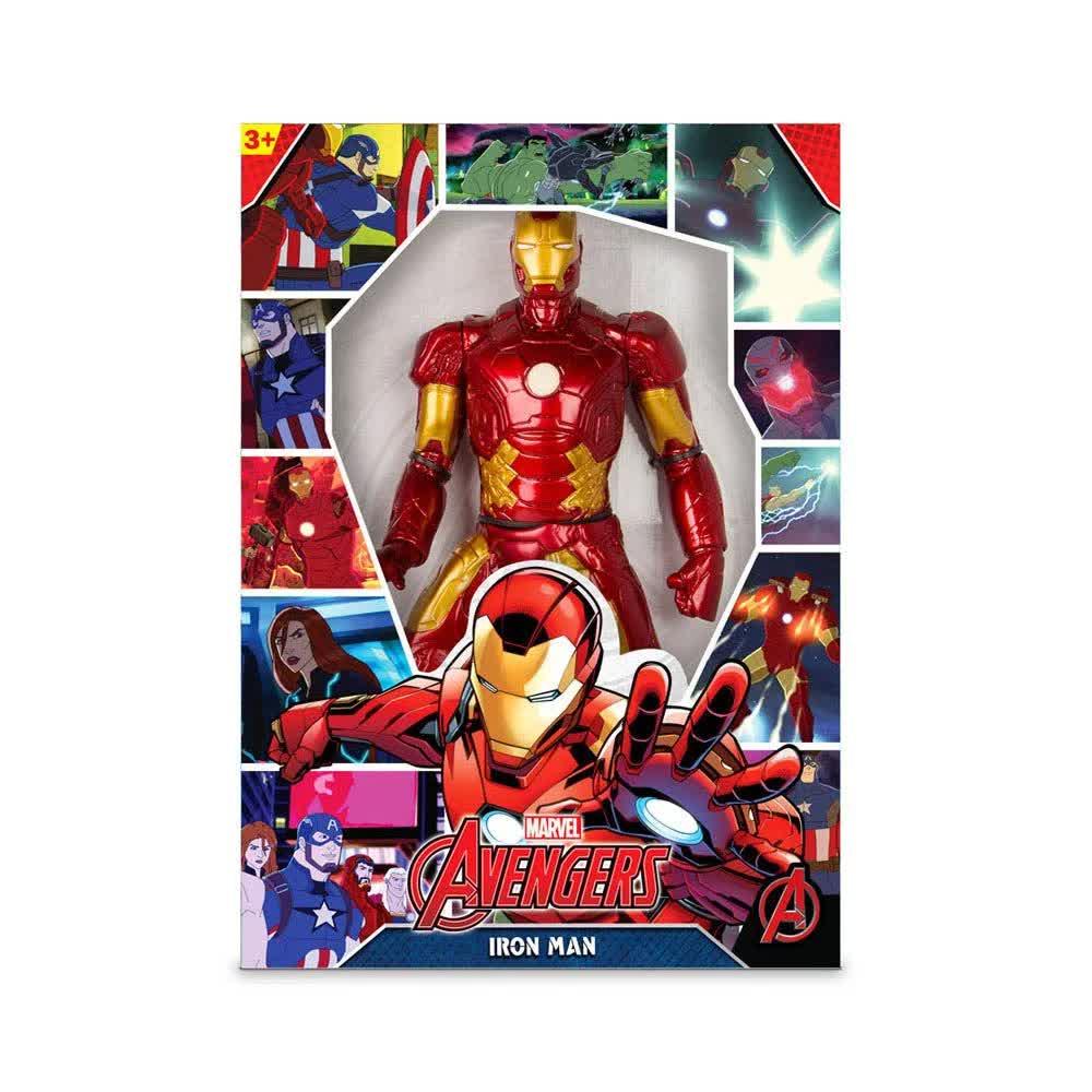 Boneco Homem De Ferro Marvel Revolution Gigante 0515 Mimo