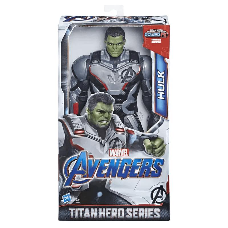 Boneco Hulk Titan Hero 30cm E3304 Hasbro