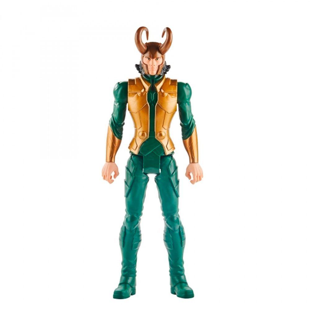 Boneco Loki Titan 30 Centimetros E7874 Hasbro